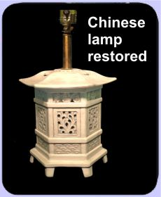 Tucson China and Crystal Repair: a division of Artistry in Glass